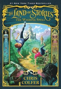 The Wishing Spell (h�ftad)