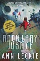Ancillary Justice (h�ftad)