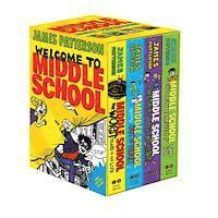 Middle School Boxed Set (h�ftad)