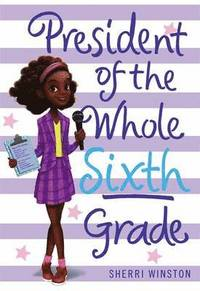 sixth grader running for president of class | just b.CAUSE