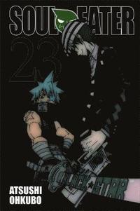 Soul Eater: Vol. 23 (h�ftad)
