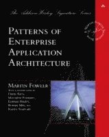 Patterns of Enterprise Application Architecture (h�ftad)