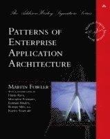 Patterns of Enterprise Application Architecture (h�ftad)