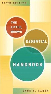 The Little, Brown Essential Handbook (h�ftad)