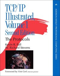 TCP/IP Illustrated, Volume 1: The Protocols (inbunden)