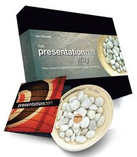 The Presentation Zen Way: Video Lessons on Simple Presentation Design and Delivery Book/DVD Package