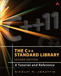 The C++ Standard Library: A Tutorial and Reference (inbunden)