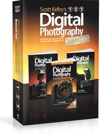 Scott Kelby's Digital Photography Boxed Set, Volumes 1, 2, and 3 (h�ftad)