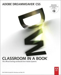 Adobe Dreamweaver CS5 Classroom in a Book Book/DVD Package
