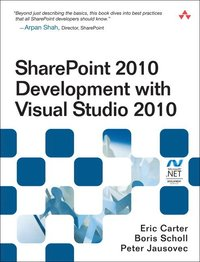 SharePoint Development with Visual Studio 2010 (h�ftad)
