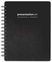Presentation Zen Sketchbook (h�ftad)