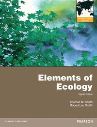 Elements of Ecology (h�ftad)