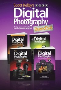 Scott Kelby's Digital Photography Boxed Set, Parts 1, 2, 3, and 4 (h�ftad)