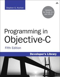 Programming In Objective-C 5th Edition