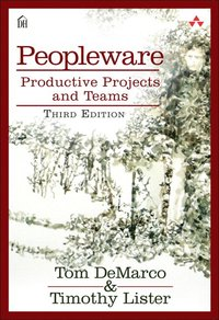 Peopleware: Productive Projects and Teams (h�ftad)