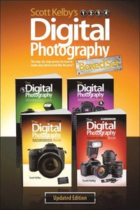 Scott Kelby's Digital Photography Boxed Set, Parts 1, 2, 3, and 4, Updated Edition (h�ftad)