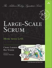 Large-Scale Scrum (häftad)