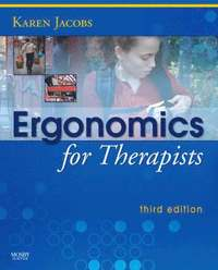 Ergonomics for Therapists (inbunden)