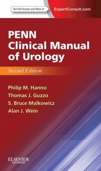 Penn Clinical Manual of Urology (inbunden)