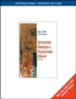 International Dimensions of Organizational Behavior, International Edition (h�ftad)