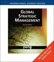 Global Strategic Management (h�ftad)