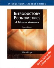 Introductory Econometrics (h�ftad)