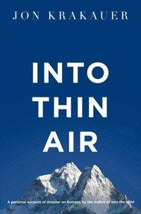 Into Thin Air (h�ftad)
