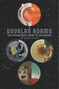 The Hitchhiker's Guide to the Galaxy: the Trilogy of Four (h�ftad)