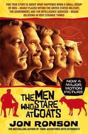 The Men Who Stare at Goats (h�ftad)