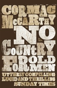 No Country for Old Men (h�ftad)