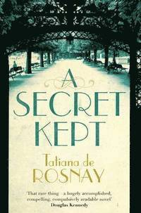 Secret Kept (ljudbok)