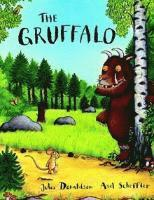 The Gruffalo (inbunden)