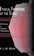 Ethical Frontiers of the State