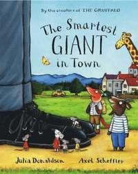 The Smartest Giant in Town (inbunden)