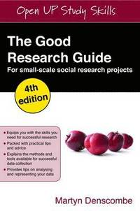 The Good Research Guide (h�ftad)