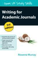 Writing for Academic Journals (h�ftad)