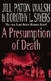 A Presumption of Death (h�ftad)