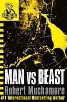 Man vs Beast (inbunden)