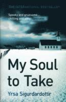 My Soul to Take (h�ftad)