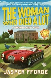 The Woman Who Died a Lot (pocket)