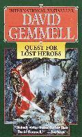 The Quest for Lost Heroes (kartonnage)