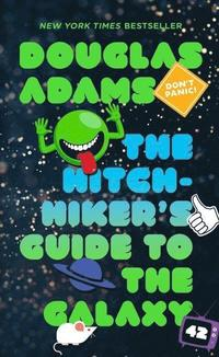 Hitchhiker's Guide To The Galaxy (h�ftad)