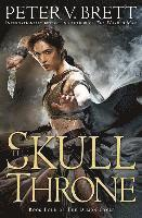 The Skull Throne: Book Four of the Demon Cycle (pocket)