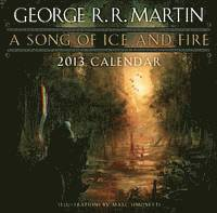 A Song of Ice and Fire Calendar ()