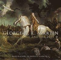 A Song of Ice and Fire 2015 Calendar (pocket)