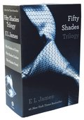 Fifty Shades Trilogy: Fifty Shades of Grey, Fifty Shades Darker, Fifty Shades Freed 3-Volume Boxed Set