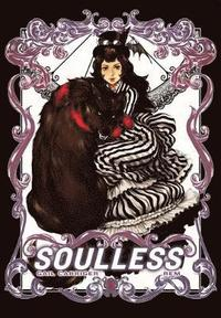 Soulless: the Manga (pocket)