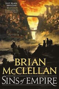 Sins of empire / Brian McClellan