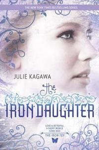The Iron Daughter (h�ftad)