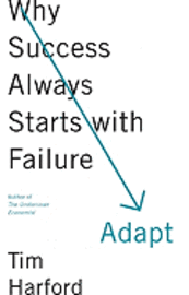 Adapt: Why Success Always Starts with Failure (inbunden)